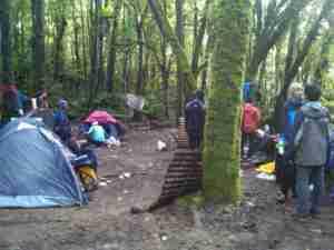 Camp di kandang batu
