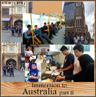 immersion to aussi part 2