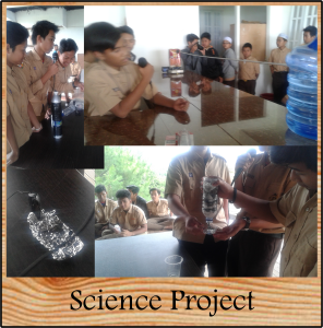 science project